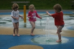 More water play