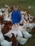 Visit to a chicken farm